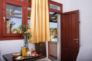 double apartment bird villa room